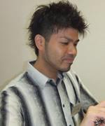 宝塚逆瀬川駅前 理容室のヘアサロンTSUSHIMA スタッフの画像3